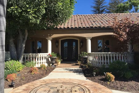 Tuscan home in quiet area - Upland - Maison