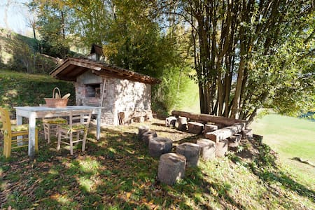 Organic  Vegan B&B in Tuscany - Barga