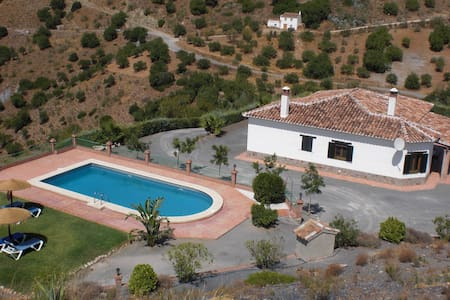 Cottage between mountains - El Chorro