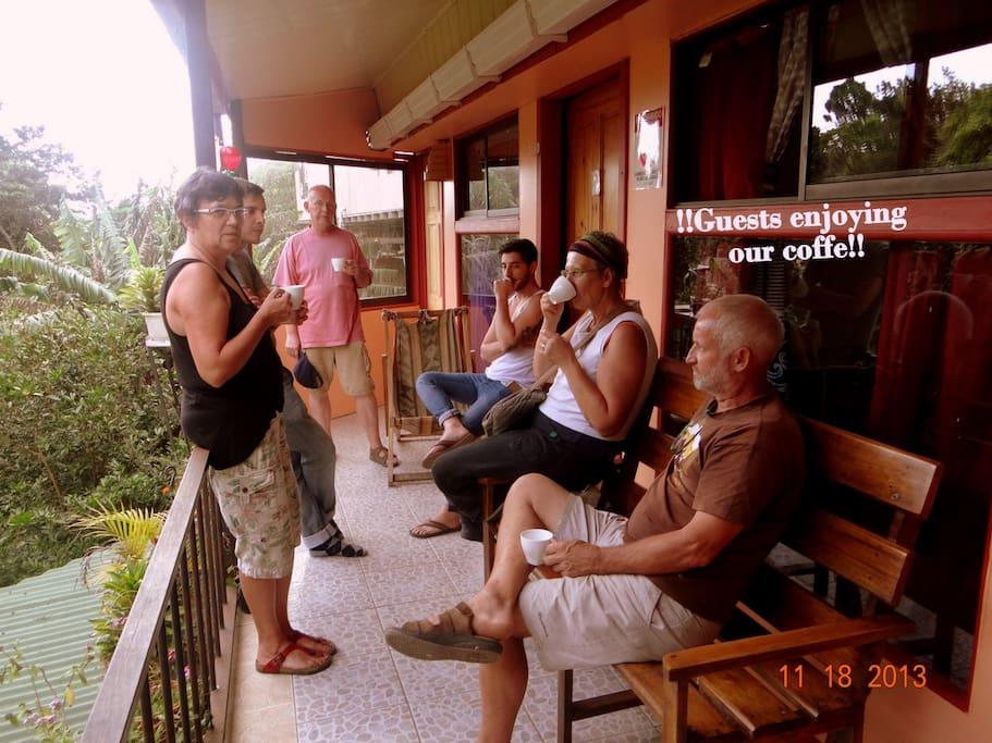 Hostel cabinas el pueblo