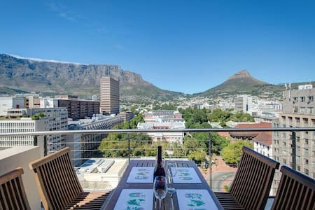City Chic meets Table Mountain - Apartment