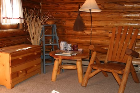 Log Cabin Cafe B/B KAY'S CABIN - Bed & Breakfast