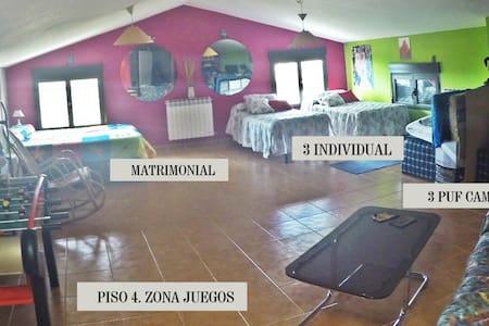 Habitación (Compartida) opción a casa entera - Viñaspre - Casa