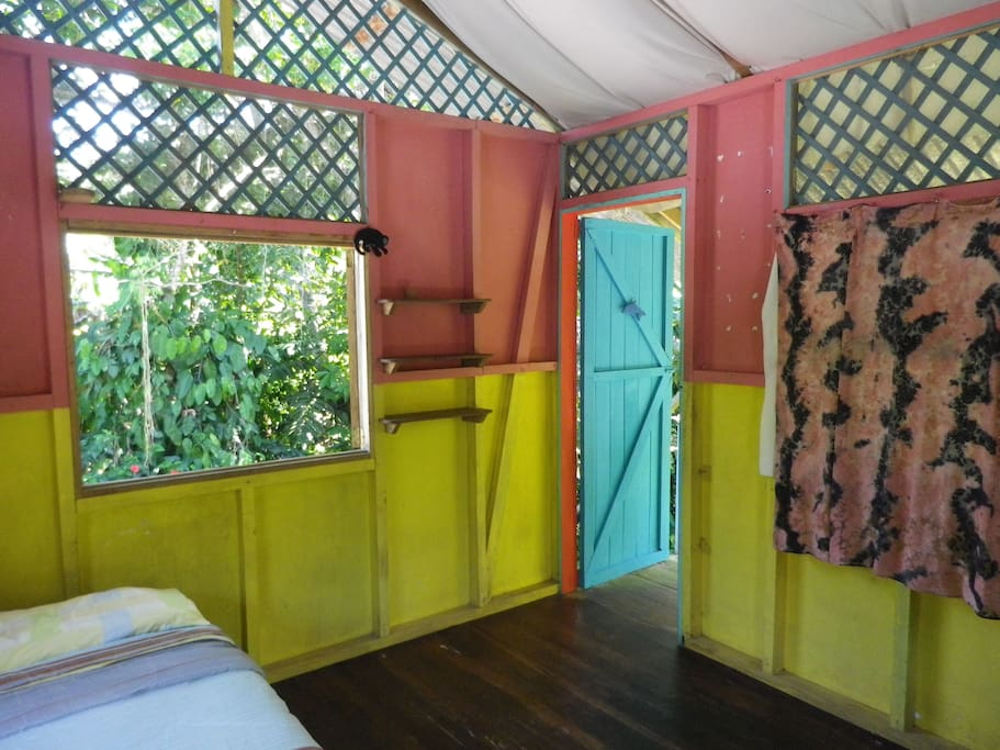 Your authentic Caribbean Cabina