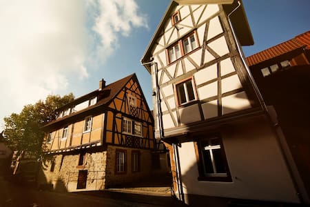 Fall in love with Weinheim - House