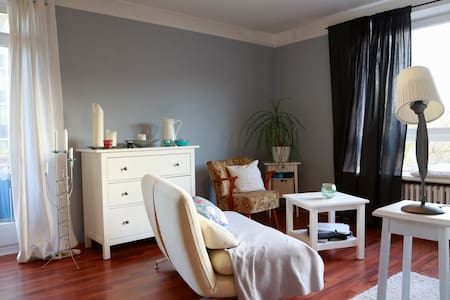 Cosy and central studio apartment