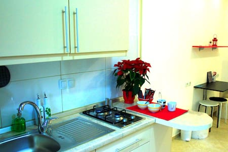 Cozy little apartment in the center - Zagabria - Appartamento