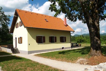 Village-holiday.com - Režek family - Casa