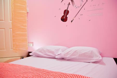 Baan Nampetch Hostel(Doublebed)