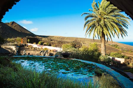House in the North of Lanzarote - Orzola - Earth House
