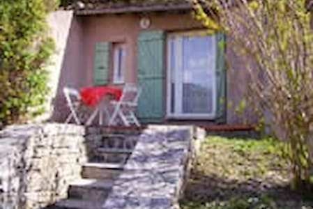 2-4 persons holiday lodge - Saint-Pons-de-Thomières - Hus