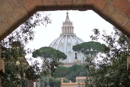 300 metres from S. Peter Square - Rome - Apartment