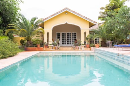 The Pool House - West Palm Beach - Annat