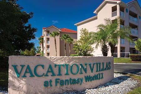 Vacation Villas at Fantasyworld 2P (READ ADVICE) - Loft