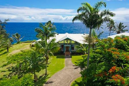 PALI LANI - TRUE OCEANFRONT LUXURY - Casa