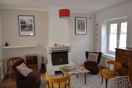 Charmante maison meublée 4 pers - Viarmes - Dům