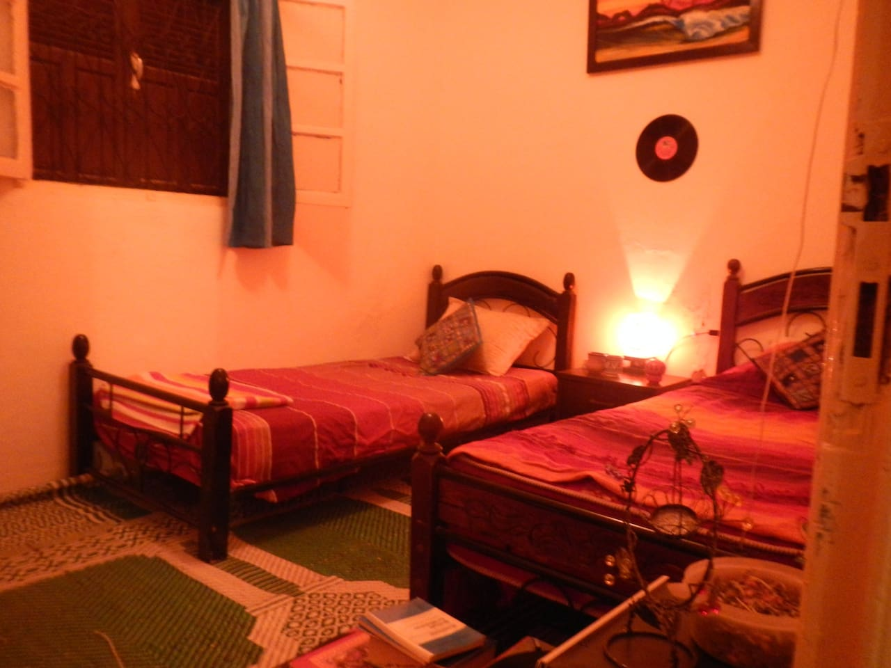 Twin/Double Room for 2 people