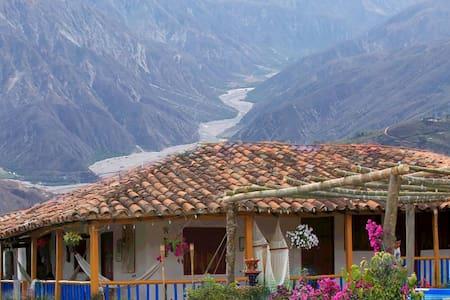 Coffee Plantation atop Los Andes - Aratoca