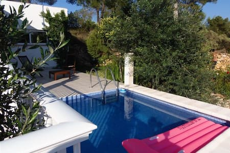 FANTASTIC COUNTRY HOUSE IN IBIZA - Huis