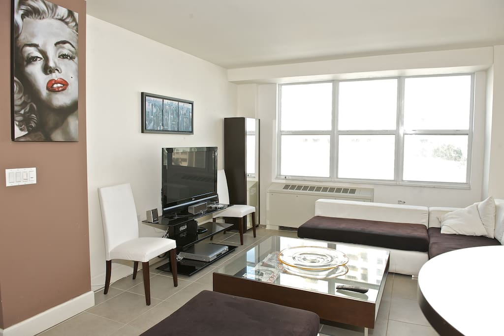 Furnished 1 Bedroom in South Beach