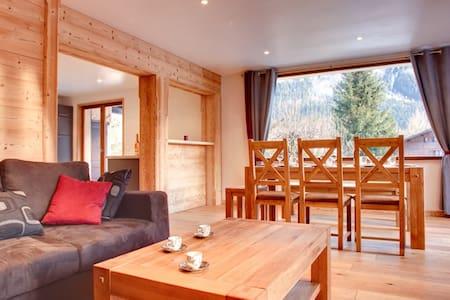 Luxueux appartement à Chamonix