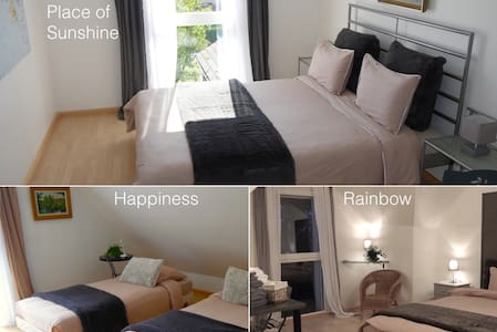 Place of Sunshine (3 rooms) - Bed & Breakfast
