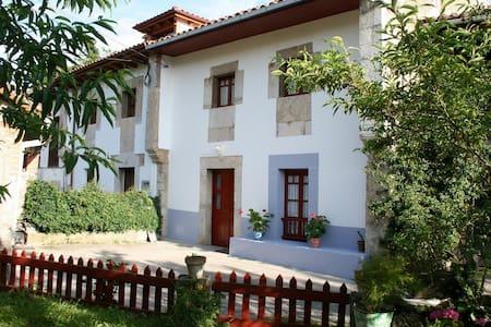 Casa Rural La Pintora, en Silviella - Llanes - Hus