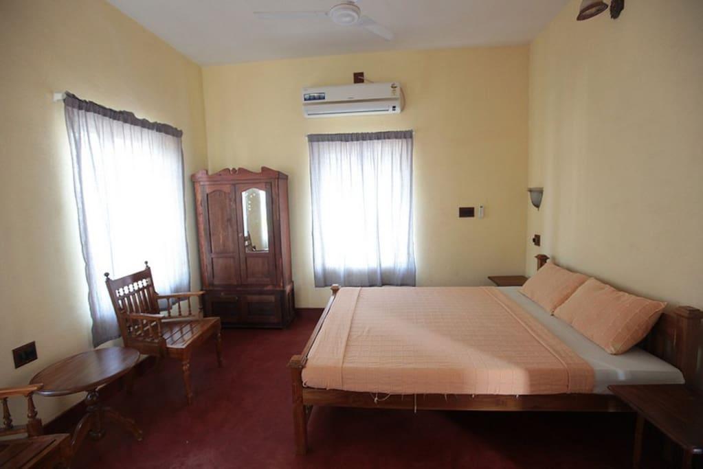 non a/c rooms