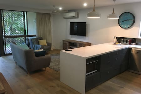 Beautiful 2 bedroom unit - Broadbeach - Departamento