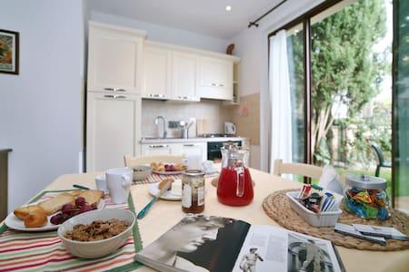 Appartamento con Piscina e Giardino - Appartamento