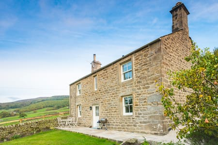Wharfe View Cottage in the Yorkshire Dales - Skipton  - Casa