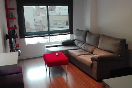 Moderno apartamento céntrico,cerca de todo. - Elx