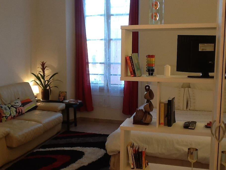 NICE -  PANORAMIC APARTMENT IN PLACE MASSENA