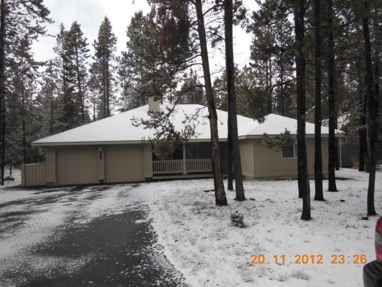 5 BD / 5 BA home in quiet north Sunriver
