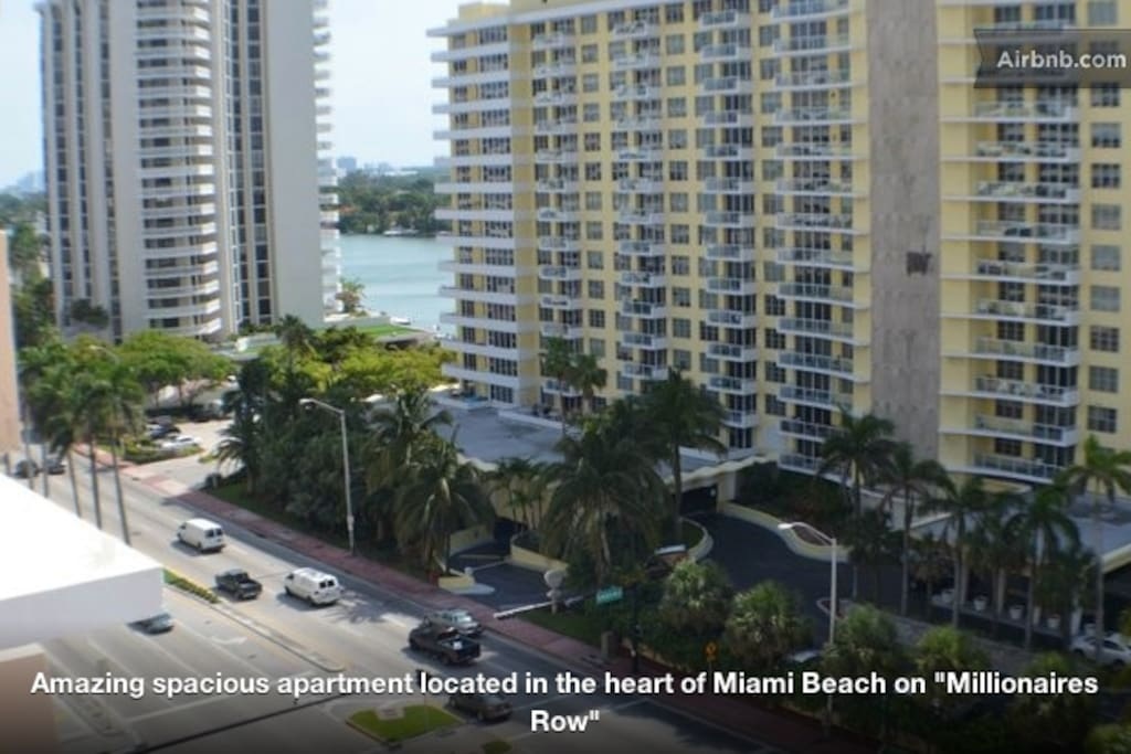 Located in the Heart of South Beach