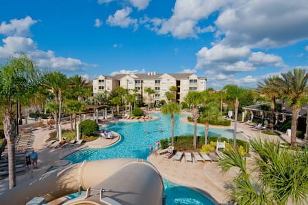 3 bedroom 1 mile to Disney WIFI $75 - Kissimmee - Apartment