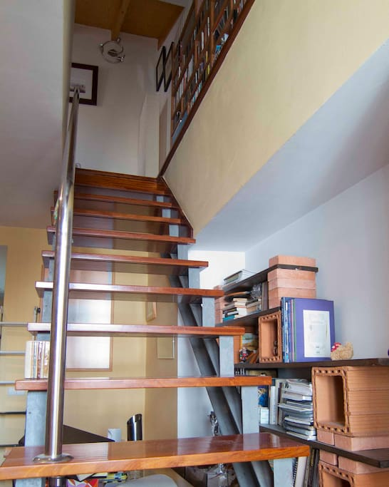 Cosy duplex apartment in Old Town