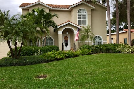 Lovely Snell Isle Getaway Near Downtown St. Pete - Saint Petersburg - Hus