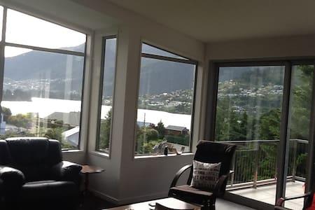 Kelvin view  - Blue Room - Queenstown
