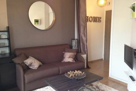 New and cosy studio, close to Caen  - Wohnung