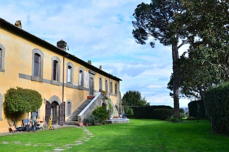 Breathtaking Beauty by the lake (truly unique!) - Bracciano - Rumah