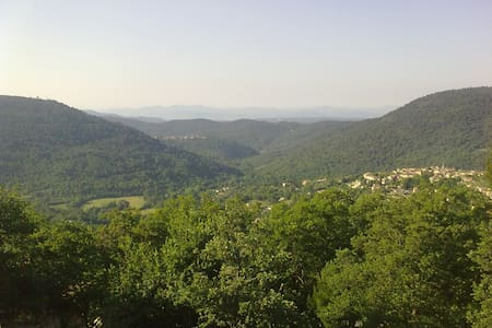 Breathtaking views, and sunny peace - Casa
