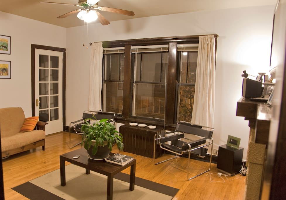 Gay friendly apartment in Chicago