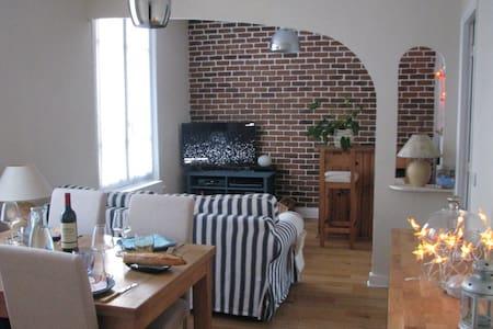A bedroom near Paris - Leilighet