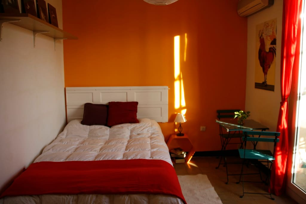 Sunny and nice room in the Gótic