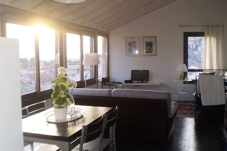 Penthouse with wonderful views - Segovia