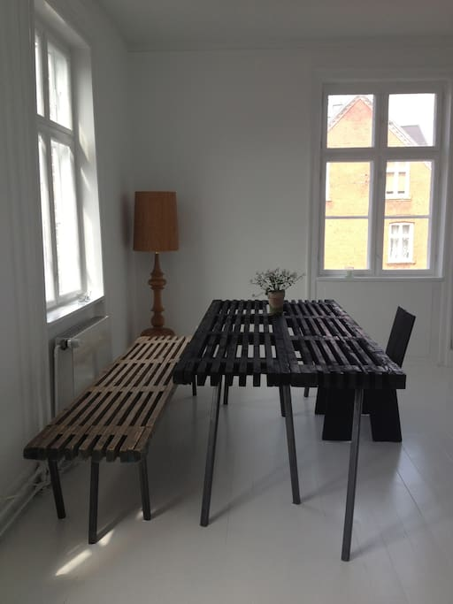 Super trendy appartment for rent