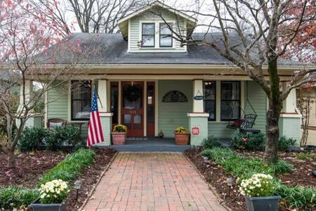 East Nashville Bungalow - Nashville - House