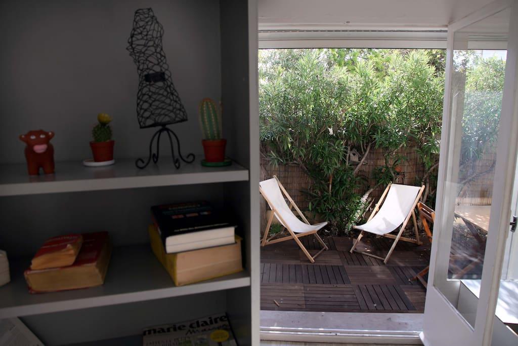 Terrace /terrasse