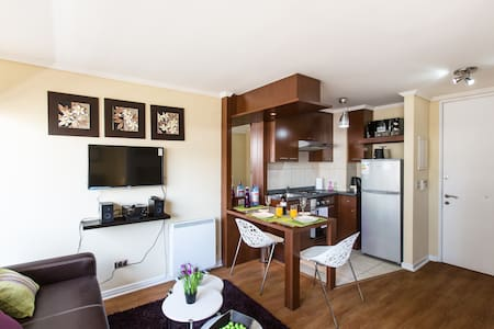 FASHION APART ♥ HEART OF CITY for 1 to 3 GUESTS 5f - Santiago - Appartement